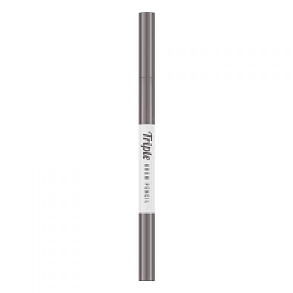 Купить Автоматический карандаш для бровей - MISSHA Triple Brow Pencil (Gray Brown)