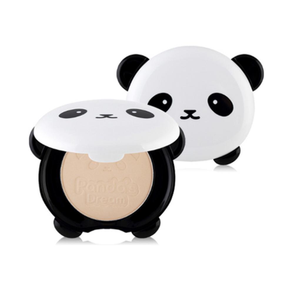 Купить Компактная  матирующая  пудра  для лица - Tony Moly Panda's Dream Whitening Pact #2