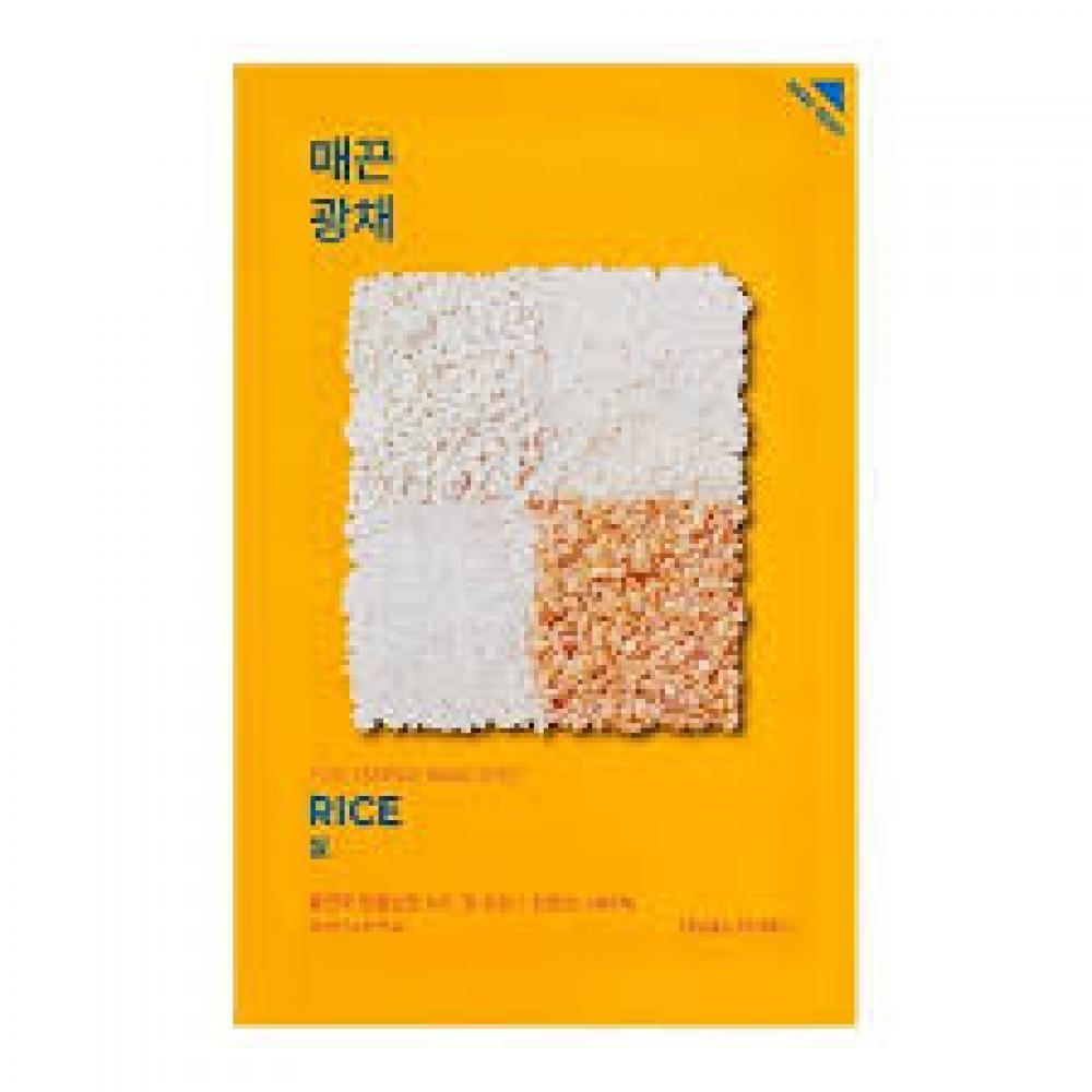 Купить Тканевая маска с рисом Holika Holika Pure Essence Mask Sheet-Rice
