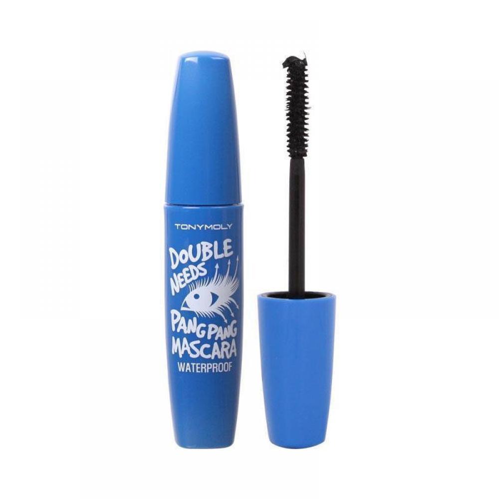 Купить Тушь для ресниц водостойкая Tony Moly Double Needs Pang Pang Waterprof Mascara