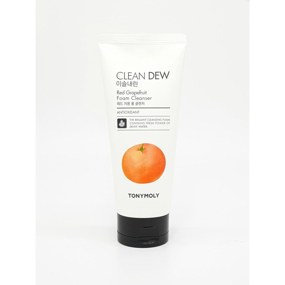 Купить Пенка для умывания с красным грейпфрутом - Tony Moly Clean Dew Red Grapefruit Foam Acerola