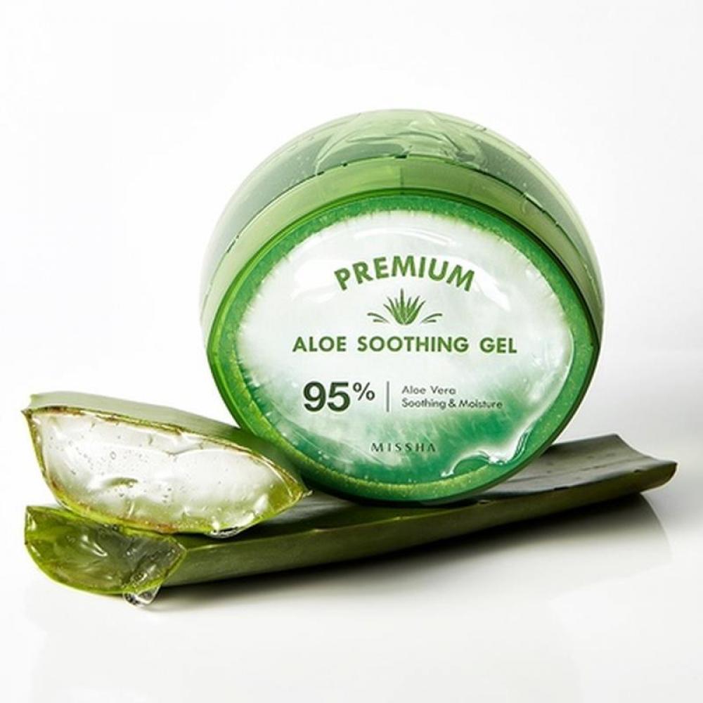 Купить Гель с алоэ - Missha Premium Aloe Soothing Gel