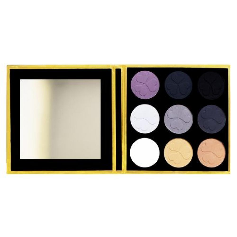 Купить Палитра матовых теней 9 оттенков makeup Me T9-1
