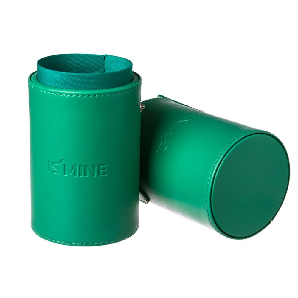 Купить Тубус для хранения кистей - Make Up Me TUBE-GREEN Зеленый