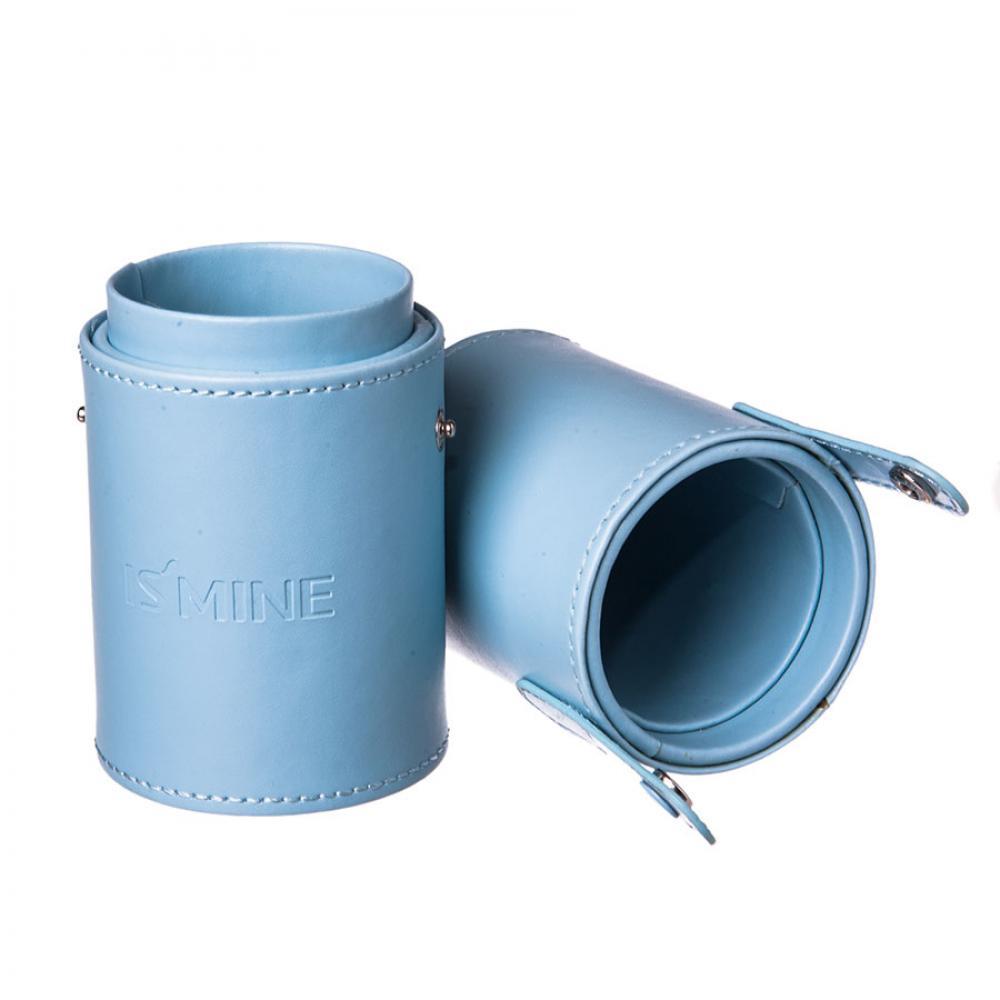 Купить Мини-тубус для хранения кистей - Make Up Me TUBE-S-BLUE Светло-голубой