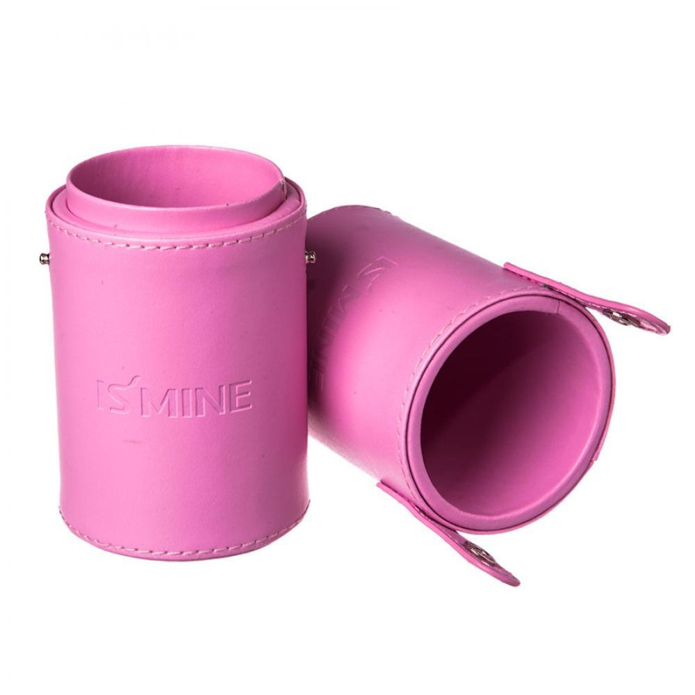 Купить Мини-тубус для хранения кистей - Make Up Me TUBE-S-PINK Светло-розовый