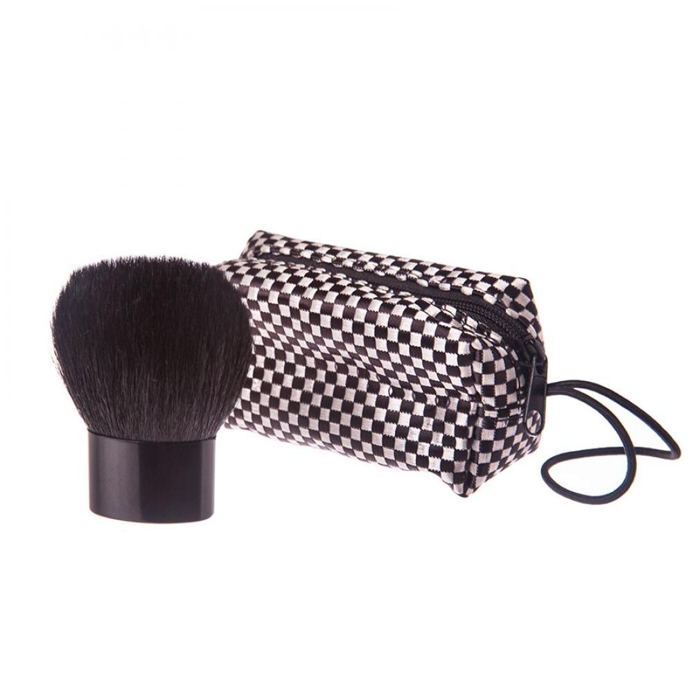 Купить Кисть Кабуки овальная в чехле - Make Up Me KAB-OVAL