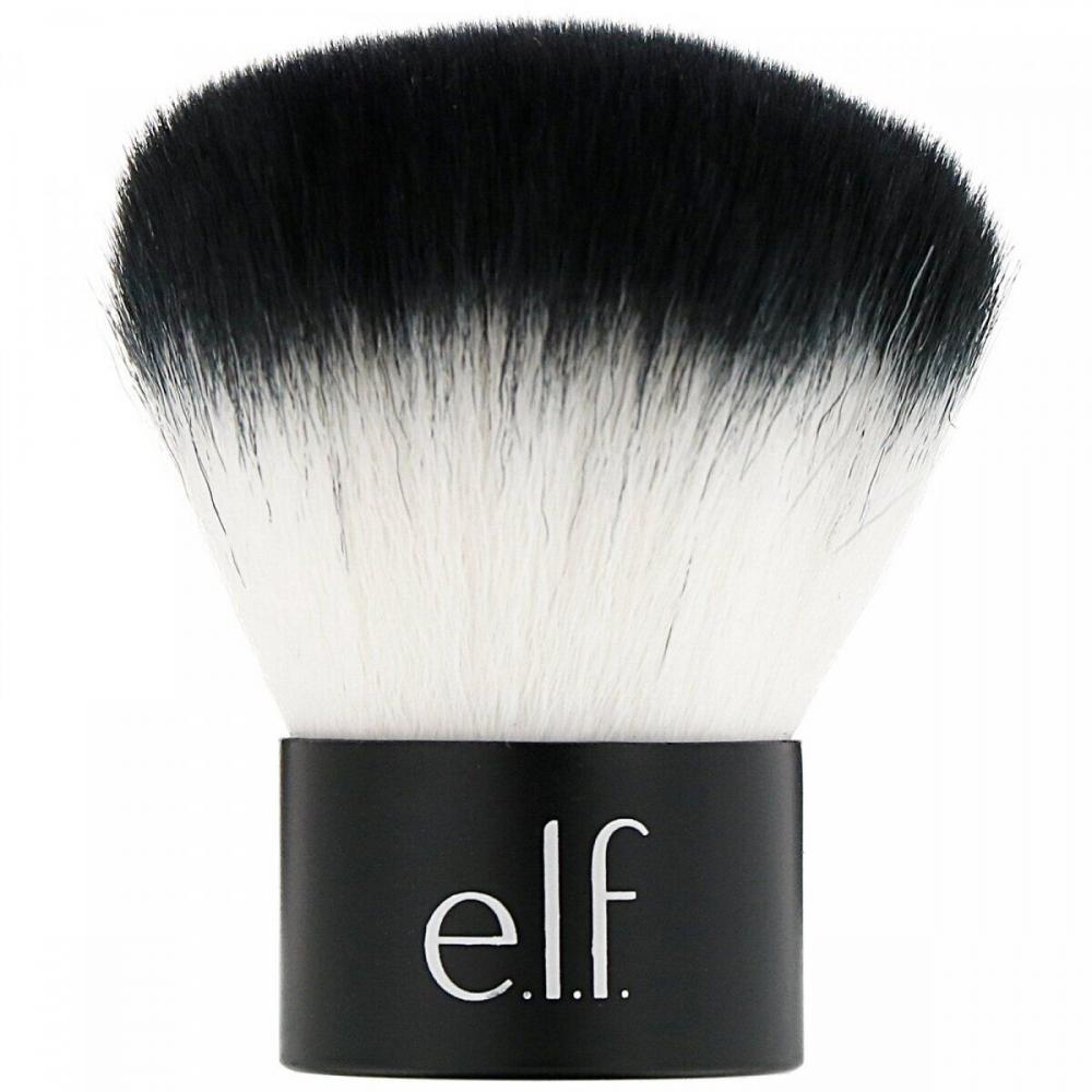 Купить Контурная кисть-кабуки - E.L.F. Studio Contouring Kabuki Brush