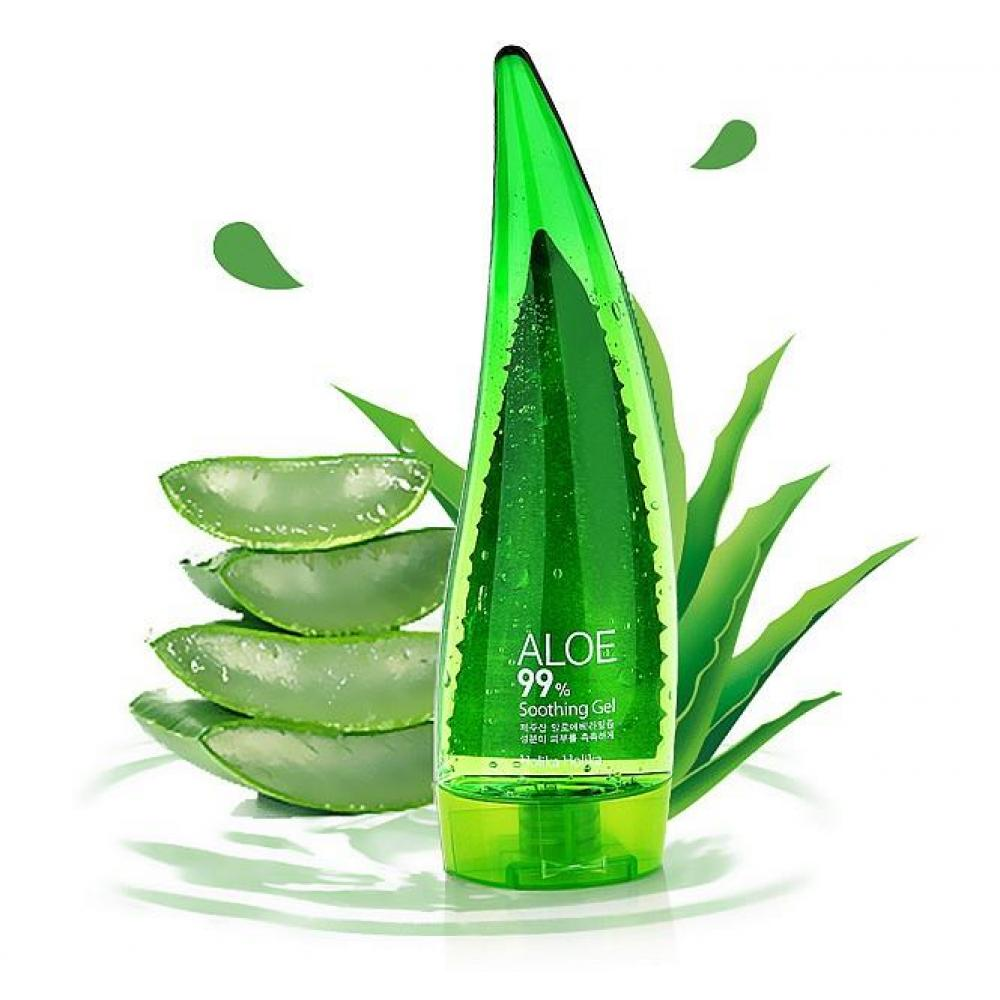 Купить Гель с алоэ - Holika Holika Aloe 99% Soothing Gel 250Ml