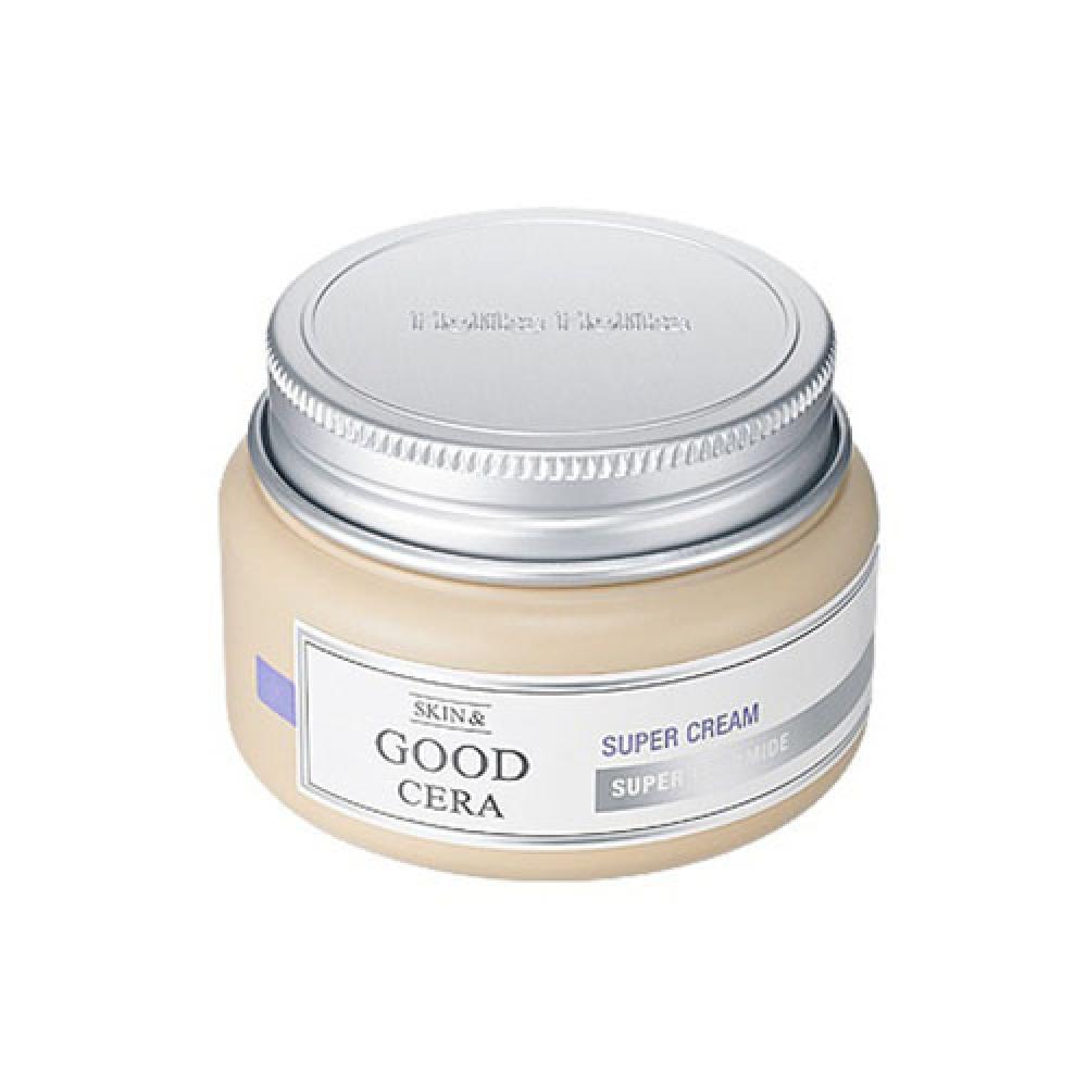 Купить Крем для лица с керамидами - Holika Holika Skin & Good Cera Super Cream