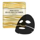 Купить Гидрогелевая маска для лица с экстрактом чёрного морского огурца - Holika Holika Prime Youth Black Sea-Cucumber Mask Sheet Ad