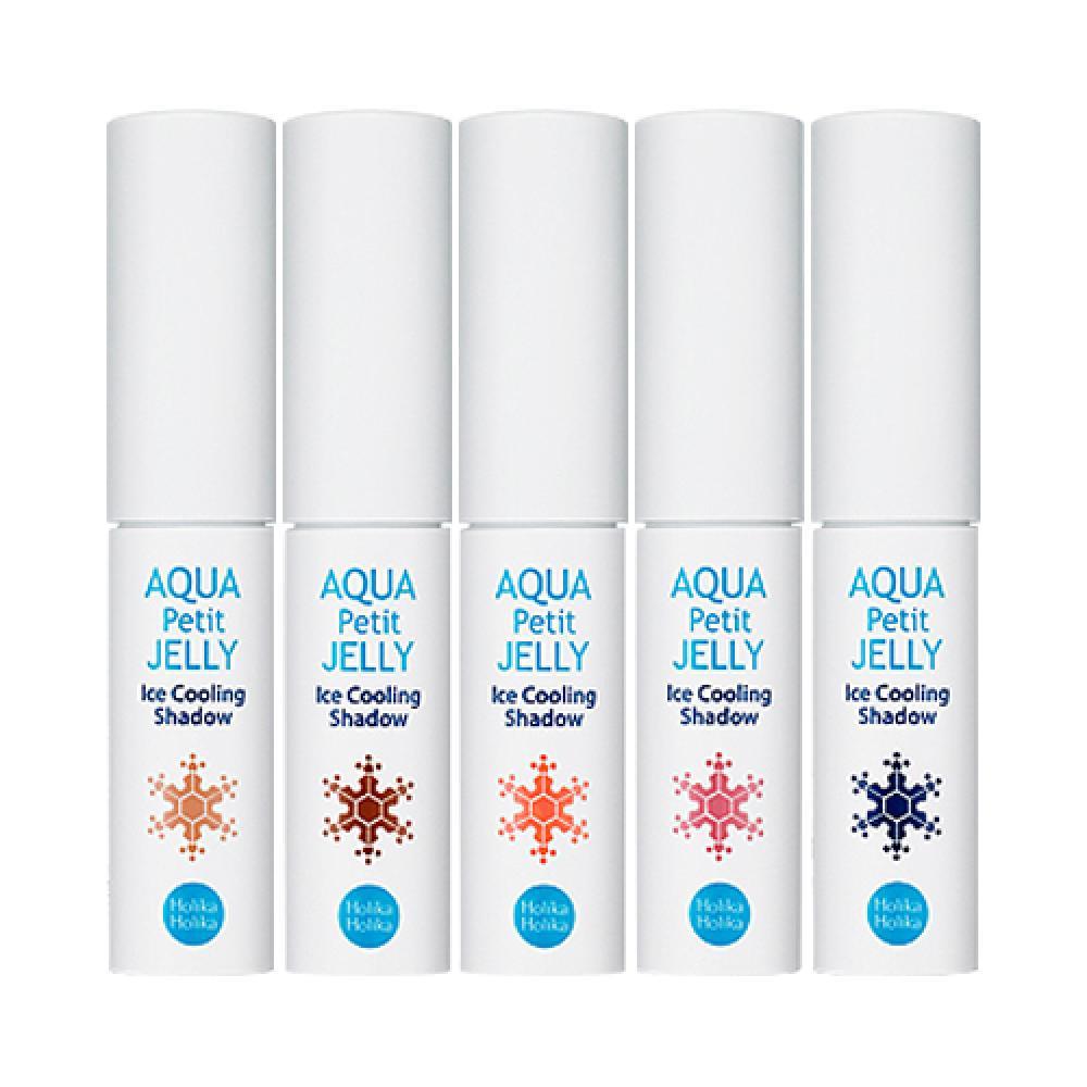 Купить Гелевые тени для век Holika Holika Aqua Petit Jelly Ice Cooling Shadow