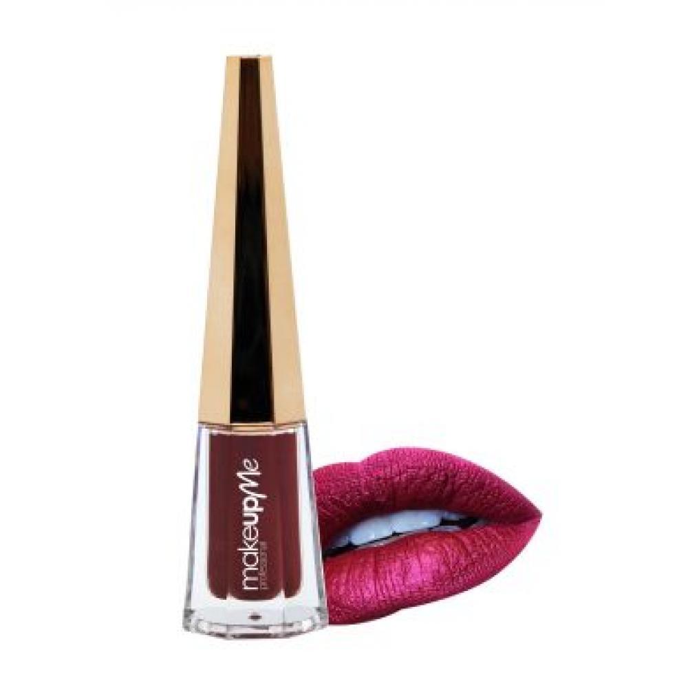 Купить Матовая помада с шиммером #2 MetalMe makeupMe LS-G-2