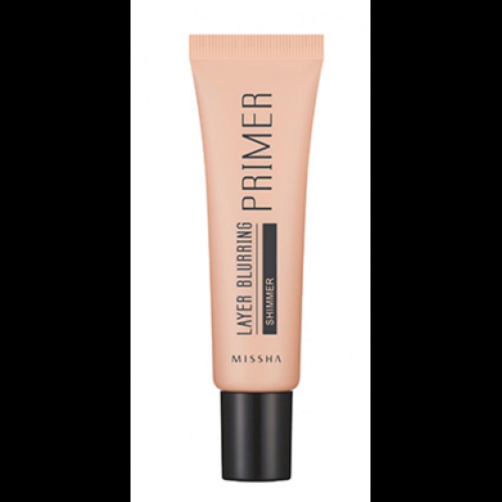 Купить Сверкающий праймер - Missha Layer Blurring Primer Shimmer