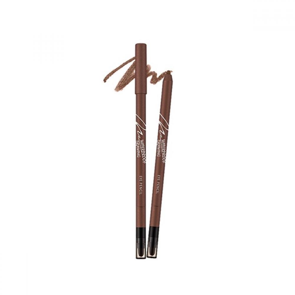 Купить Водостойкий карандаш гелевой текстуры Missha Waterproof Drawing Eye Pencil