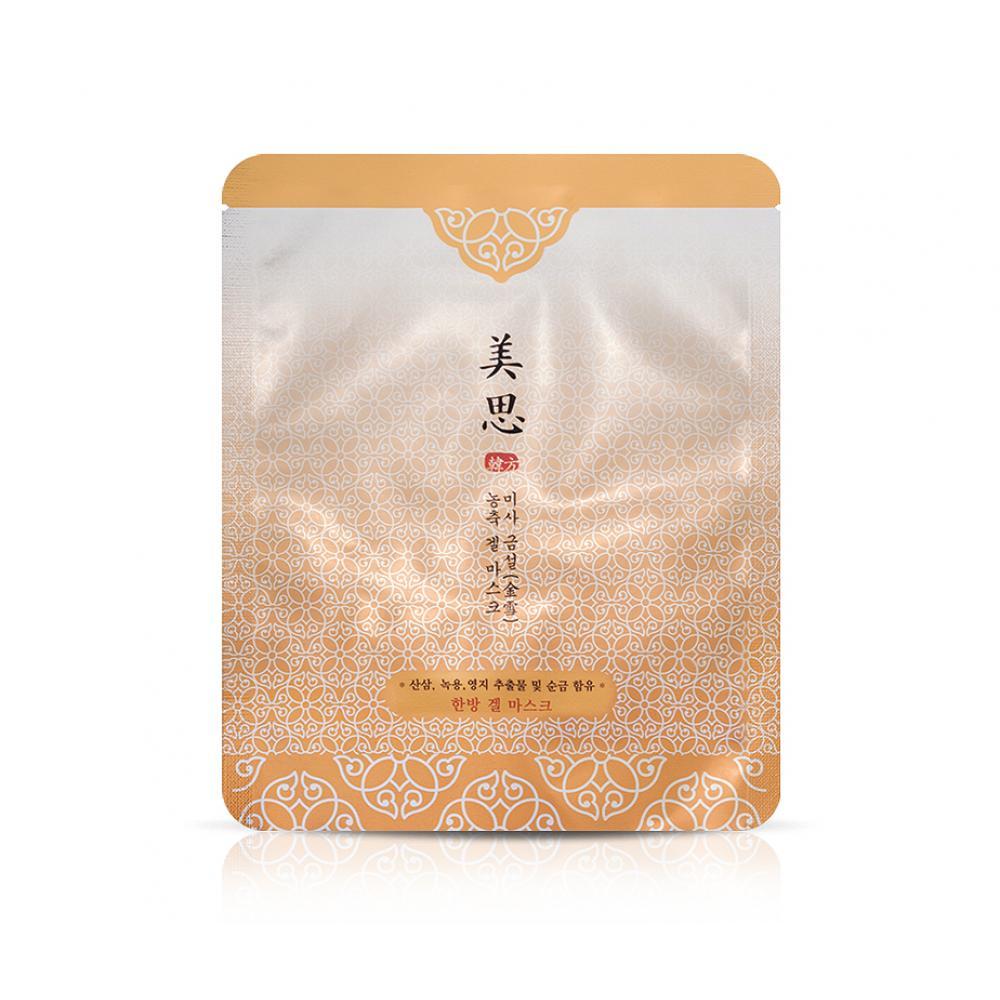 Купить Укрепляющая и питательная маска для возрастной кожи - Missha Misa Geum Sul Oriental Gel Mask