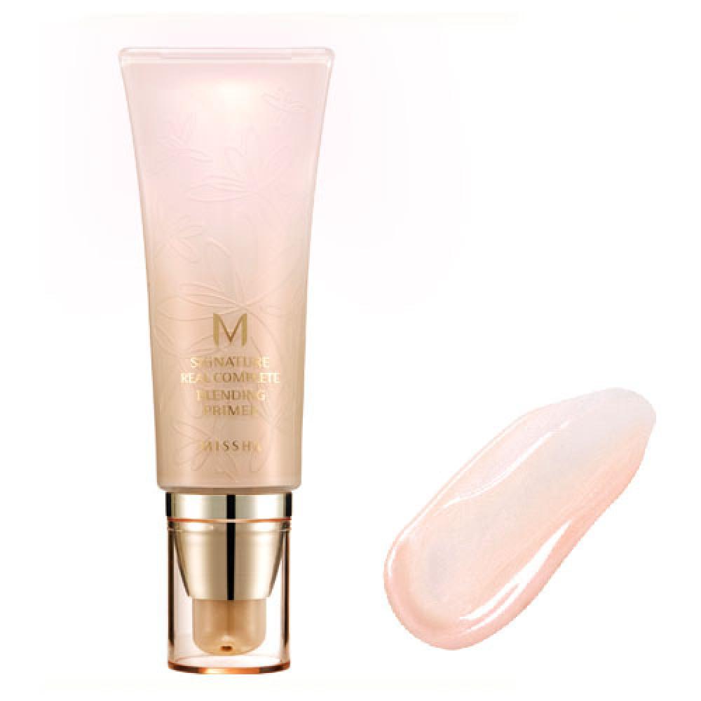 Купить База под макияж с эффектом свечения - Missha M Signature Real Complete Blending Primer