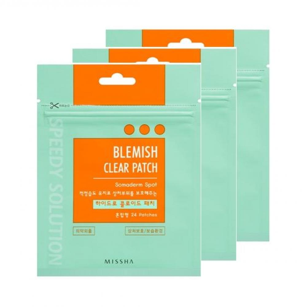 Купить Патчи от несовершенств - Missha Speedy Solution Blemish Clear Patch
