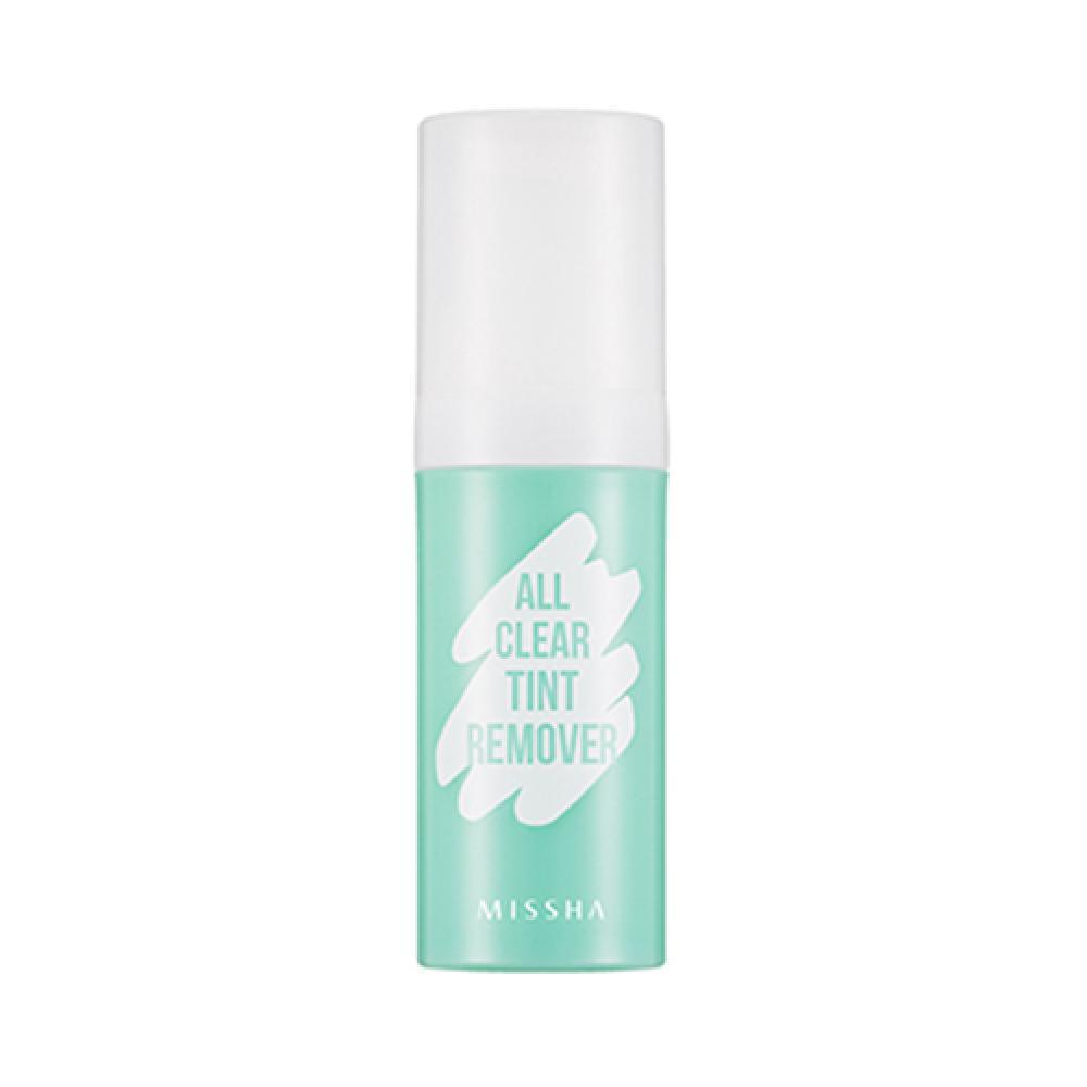 Купить Средство для удаления тинта - Missha All Clear Tint Remover