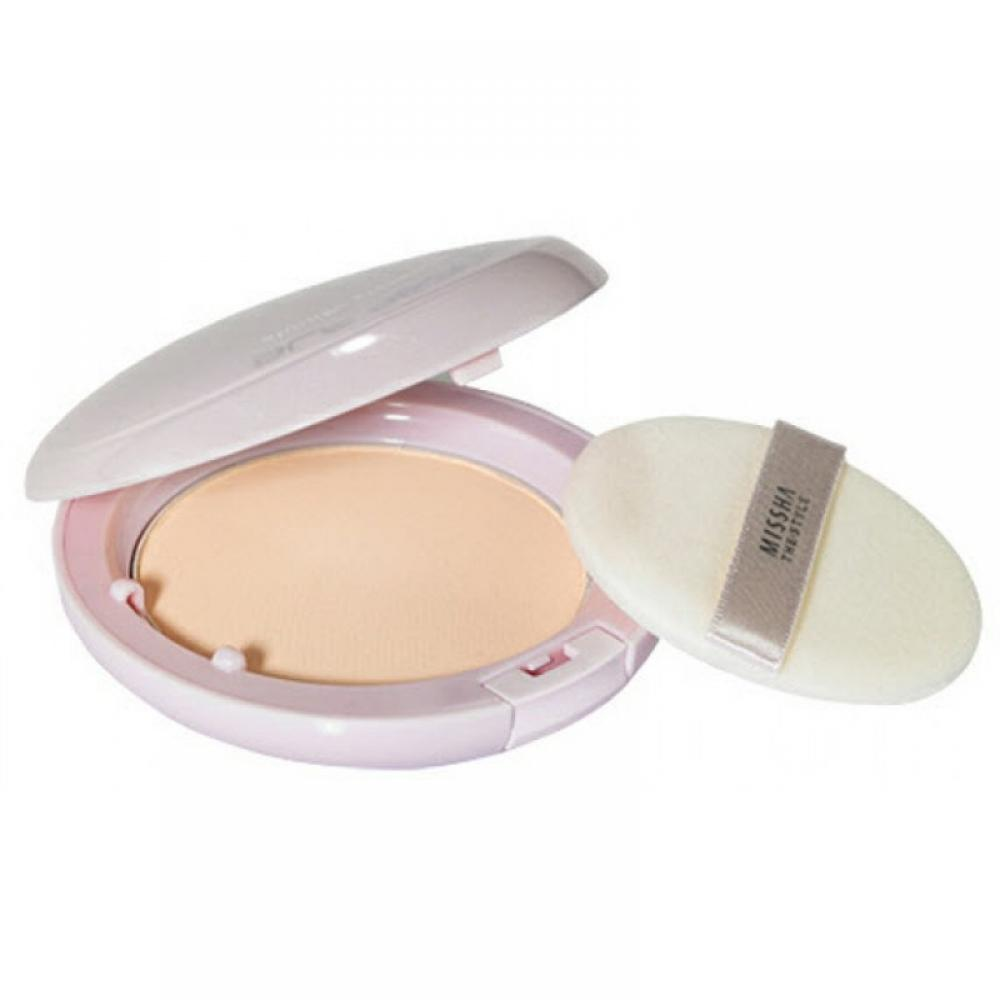 Купить Компактная пудра - Missha The Style Fitting Wear Powder Pact SPF25/PA++