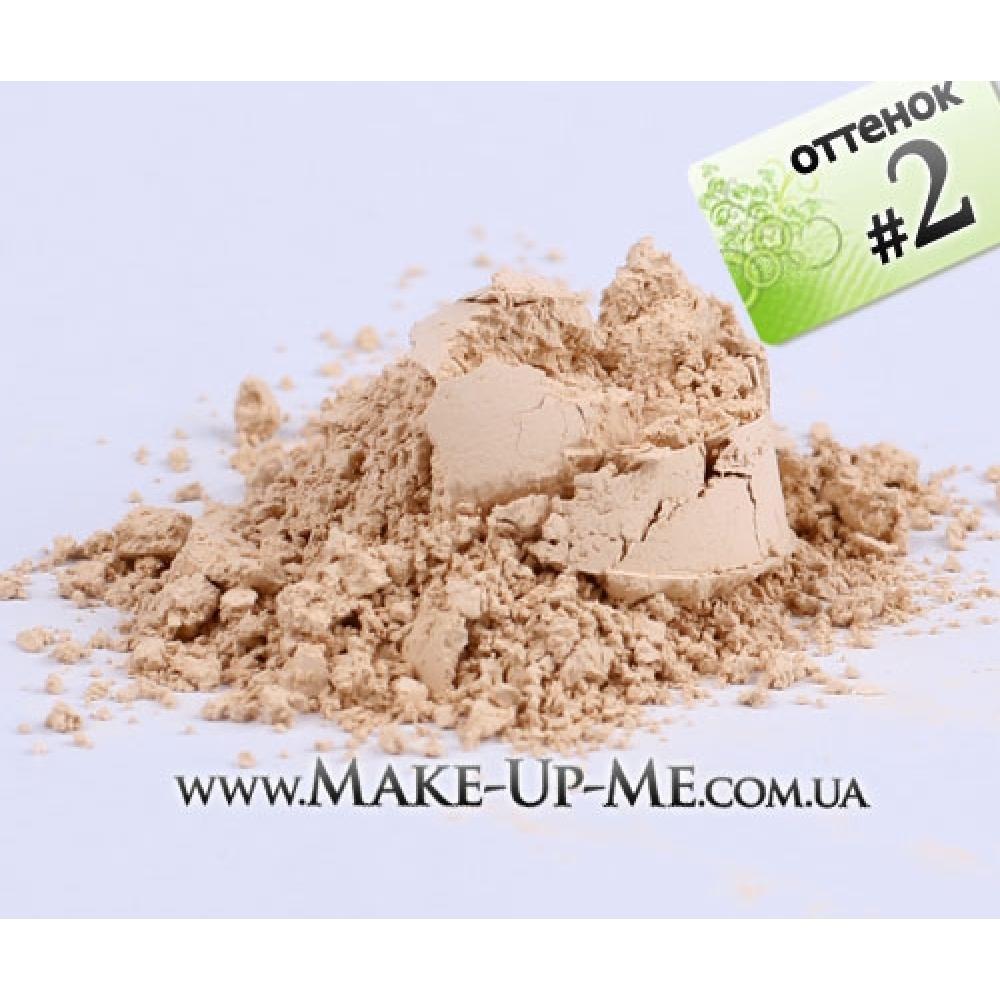 Купить Рассыпчатая минеральная пудра - Make Up Me #2