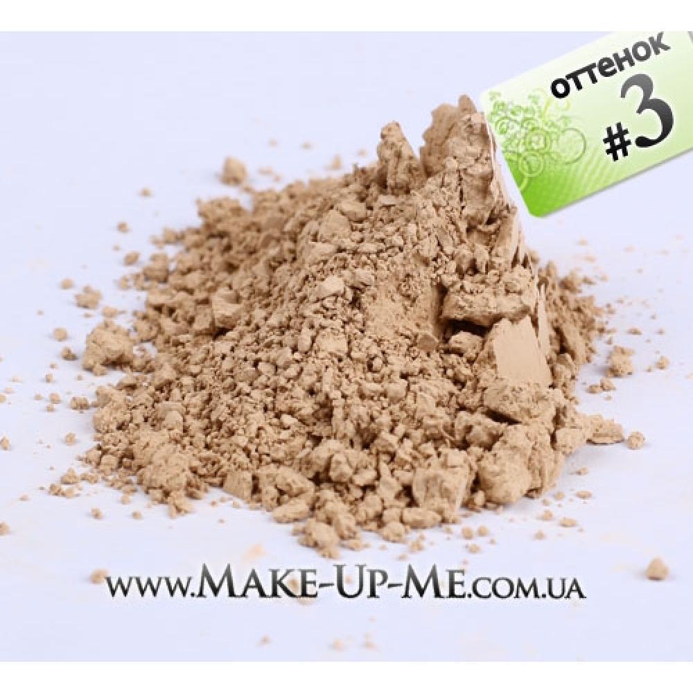 Купить Рассыпчатая минеральная пудра - Make Up Me #3