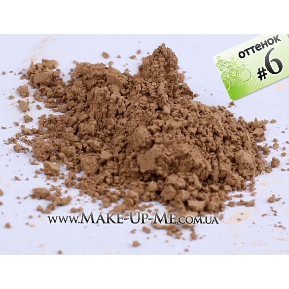 Купить Рассыпчатая минеральная пудра - Make Up Me #6