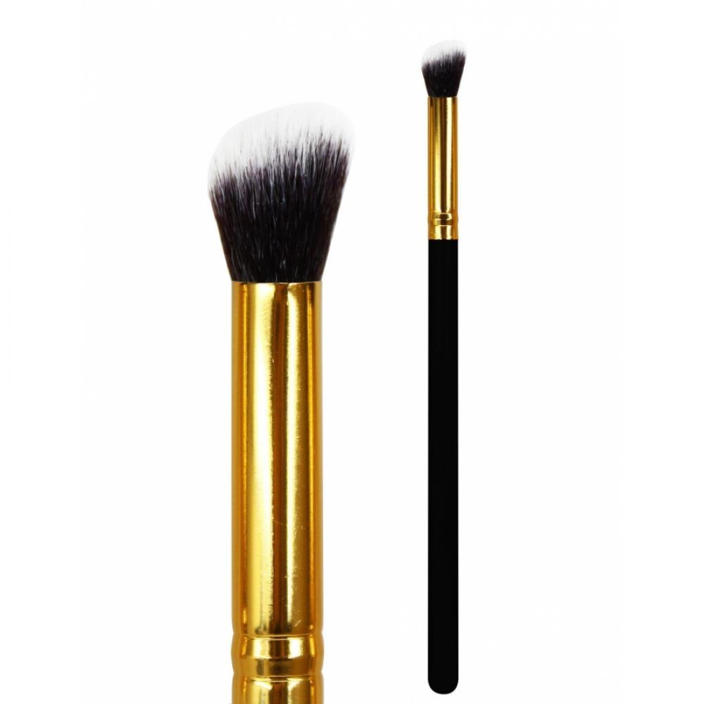 Купить Кисть малая скошенная округлая - Make Up Me SGB-10
