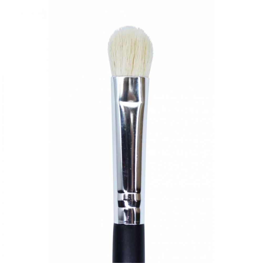 Купить Натуральная кисть для нанесения и растушевки теней - Make Up Me K-19