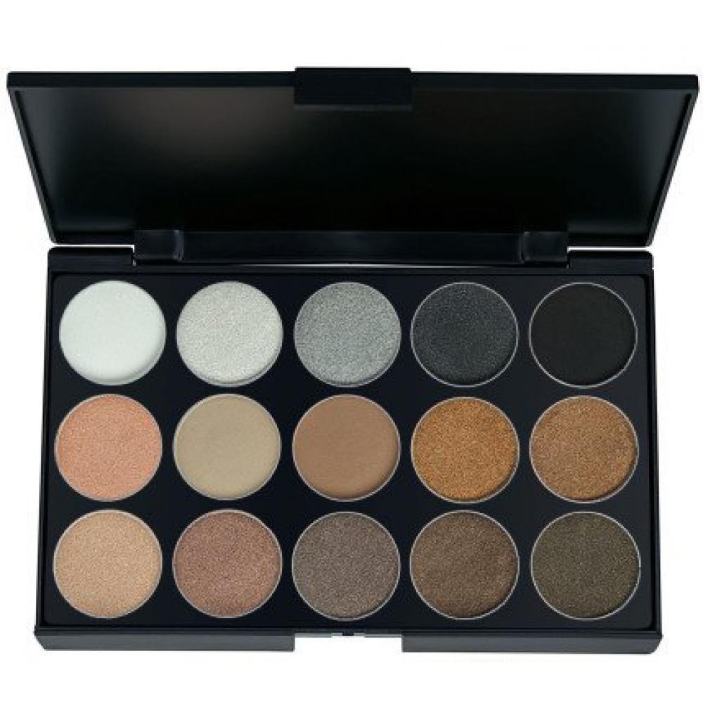 Купить Палитра теней 15 оттенков - Make Up me  P15