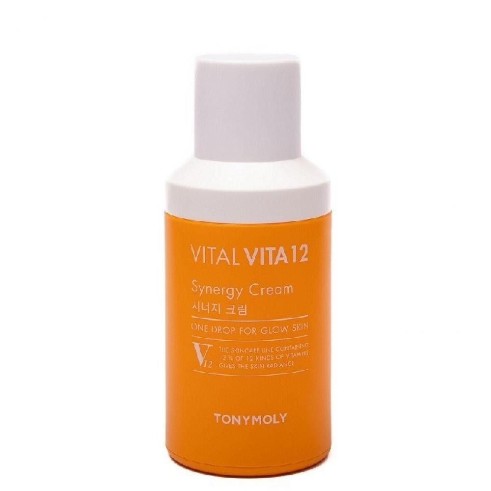Купить TONY MOLY Витаминный крем Tony Moly Vital Vita 12 Synergy Cream