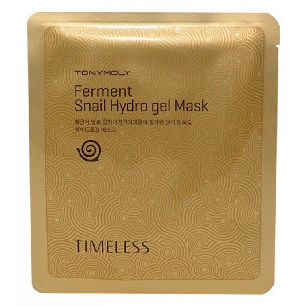 Купить Маска улиточная гидрогелевая Tony Moly Timeless Ferment Snail Gel Mask