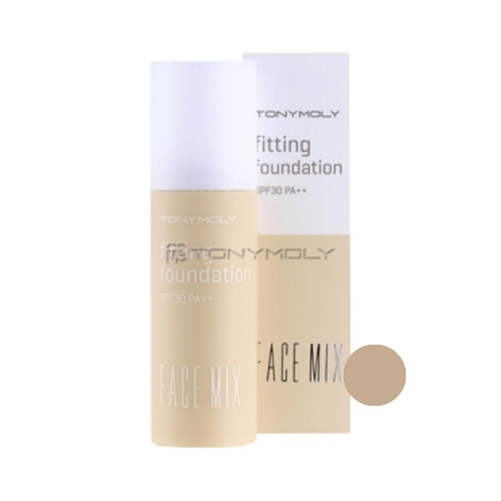Купить Тональная основа - Tony Moly Face Mix Fitting Foundation SPF30
