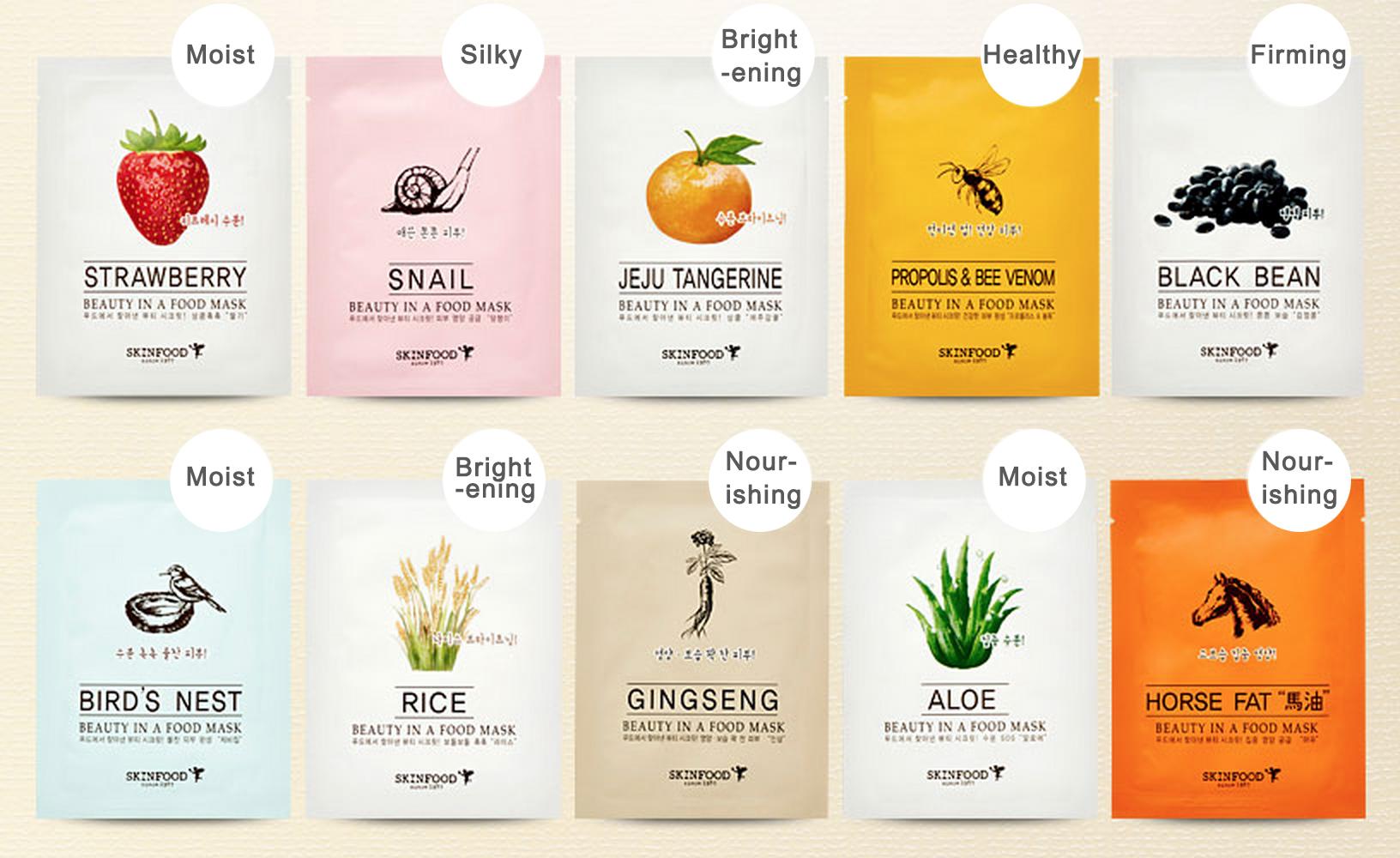 Skin food косметика