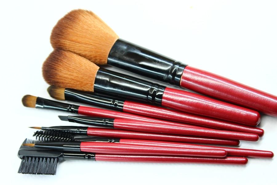 Sleek makeup кисти для макияжа brush set 7 шт9