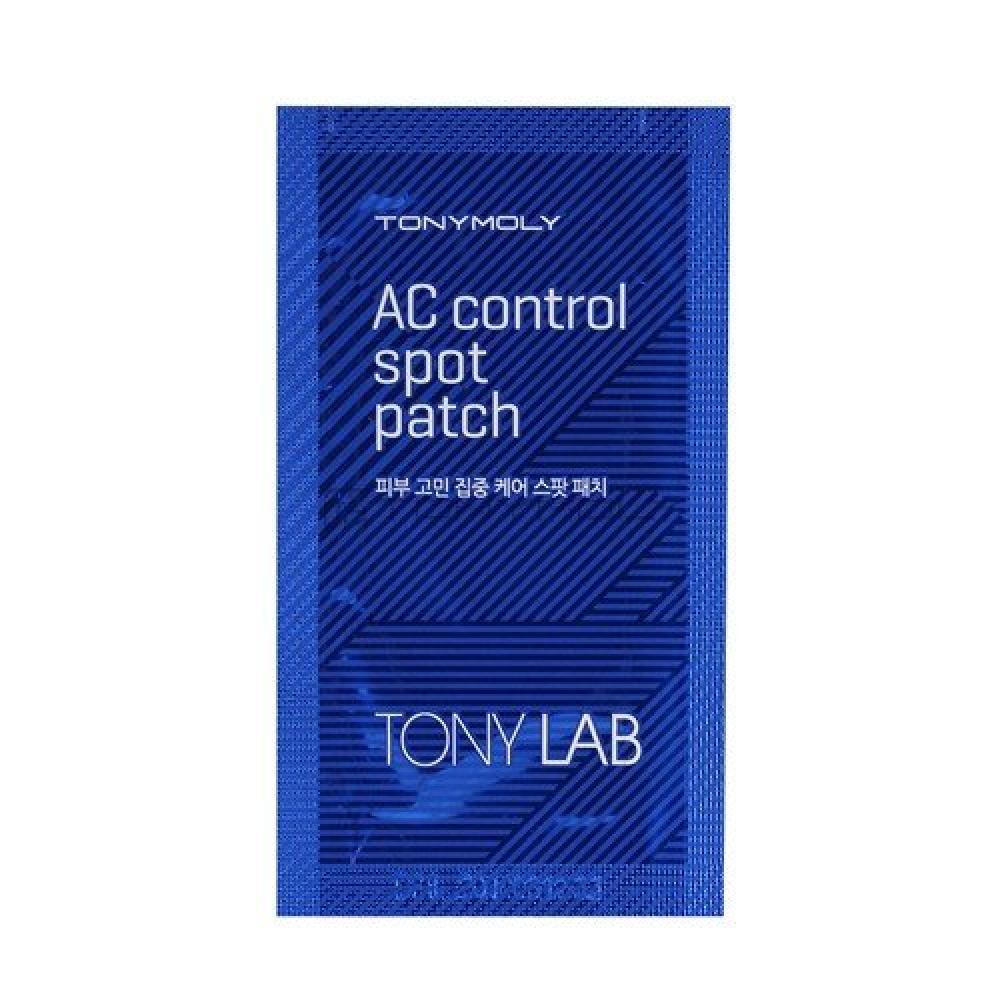 Купить Наклейки от воспалений - Tony Moly TONY LAB AC CONTROL SPOT PATCH