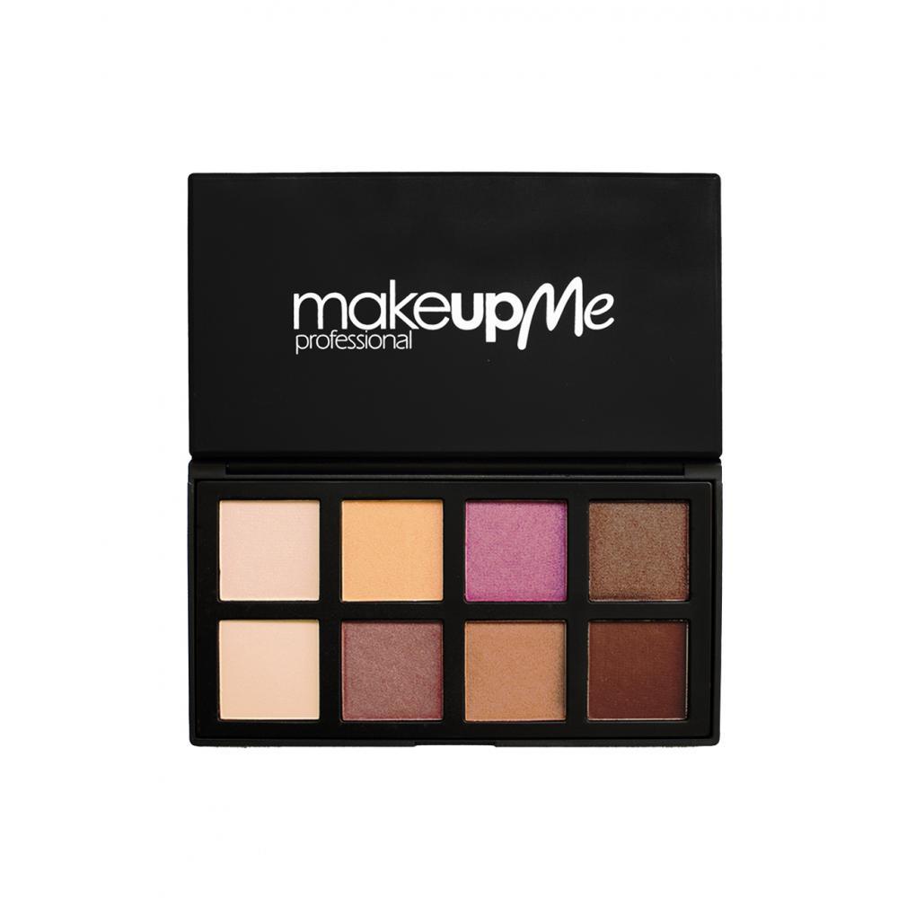 Купить Палитра теней 8 оттенков от Make Up Me D8