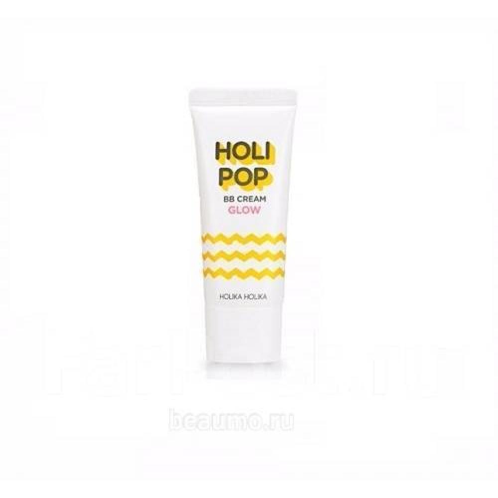 Купить Сияющий  ББ крем - Holika Holika HOLI POP BB CREAM GLOW