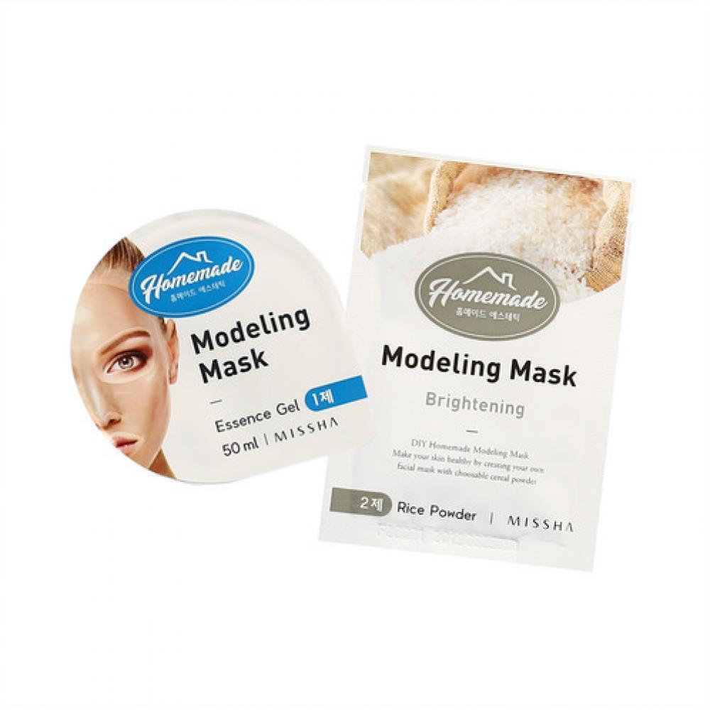 Купить Маска с экстрактом риса - MISSHA Homemade Modeling Mask (Rice)