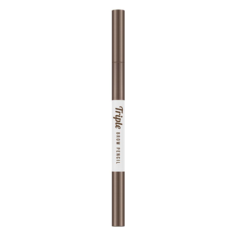 Купить Автоматический карандаш для бровей - MISSHA Triple Brow Pencil (Natural Brown)