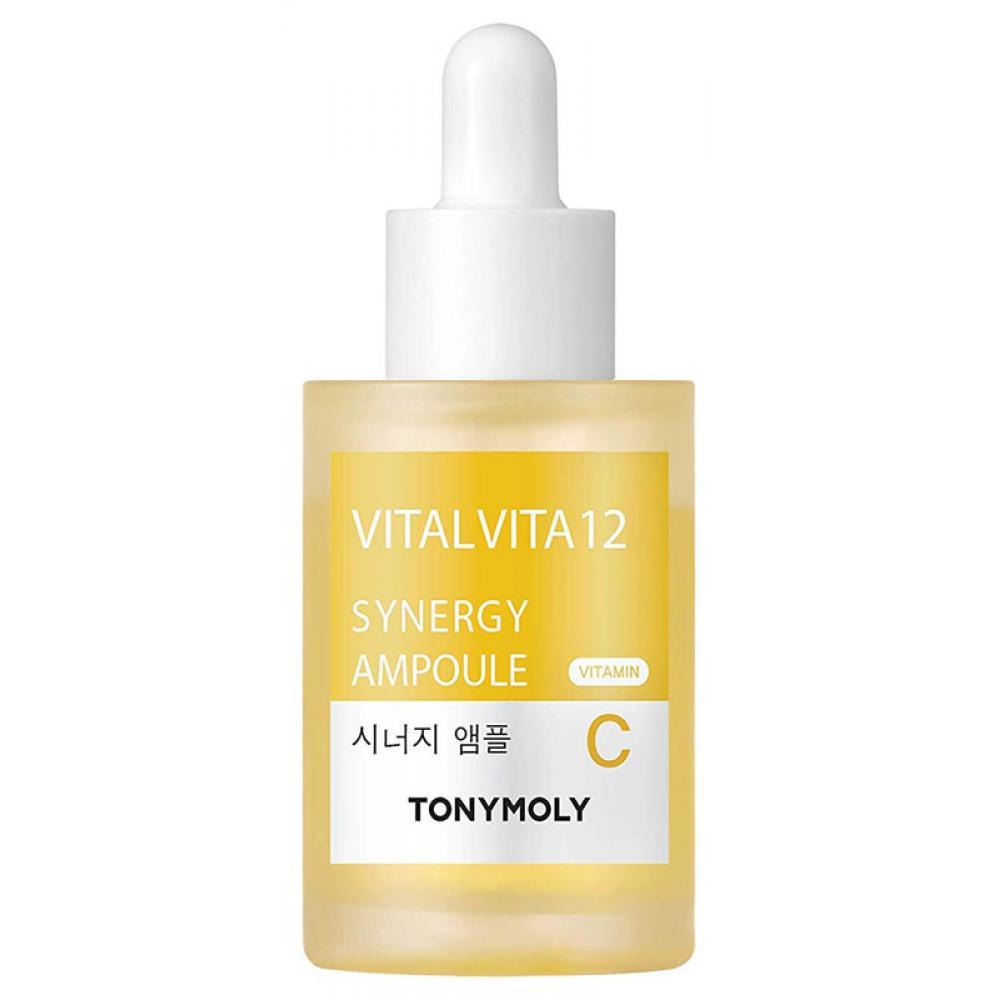 Купить Ампульная эссенция Tony Moly Vital Vita 12 Synergy Ampoule 5ml