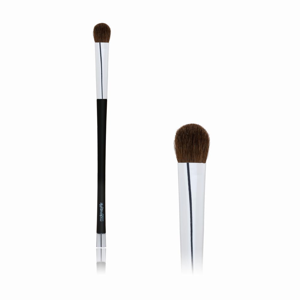 Купить Кисть для нанесения теней Make Up Me MMK015( натуральный ворс - пони)