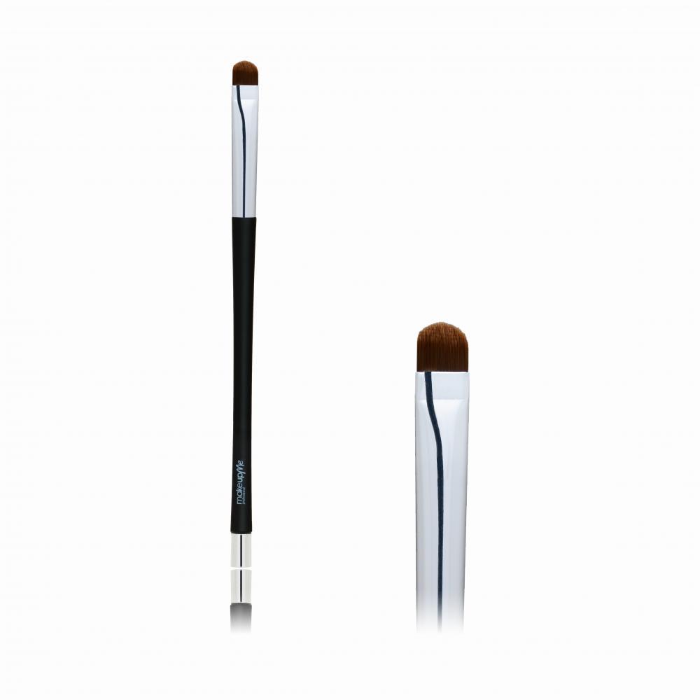Купить Кисть для жидких текстур makeupMe MMK018 ( натуральный ворс - пони)