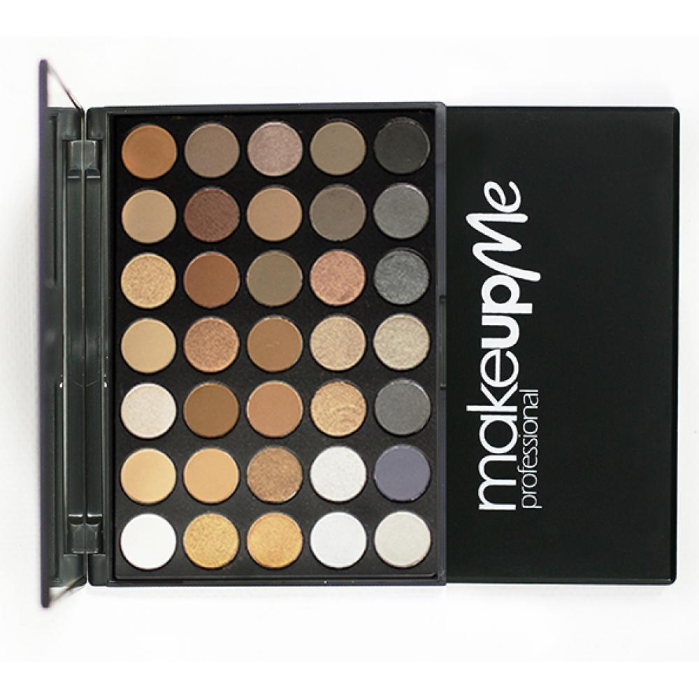 Купить Палитра теней 35 оттенков - Make Up Me C35