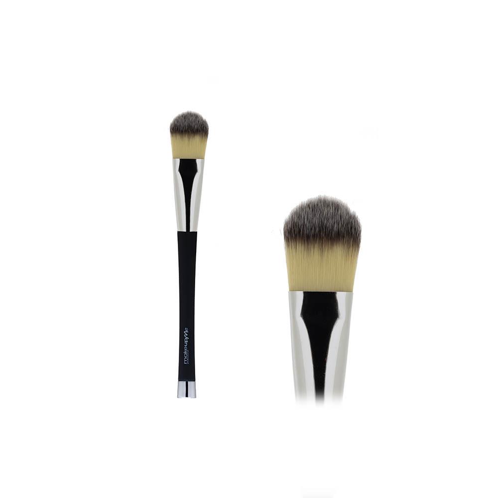 Купить Кисть для тональной основы и кремовых текстур - Make Up Me ММК005