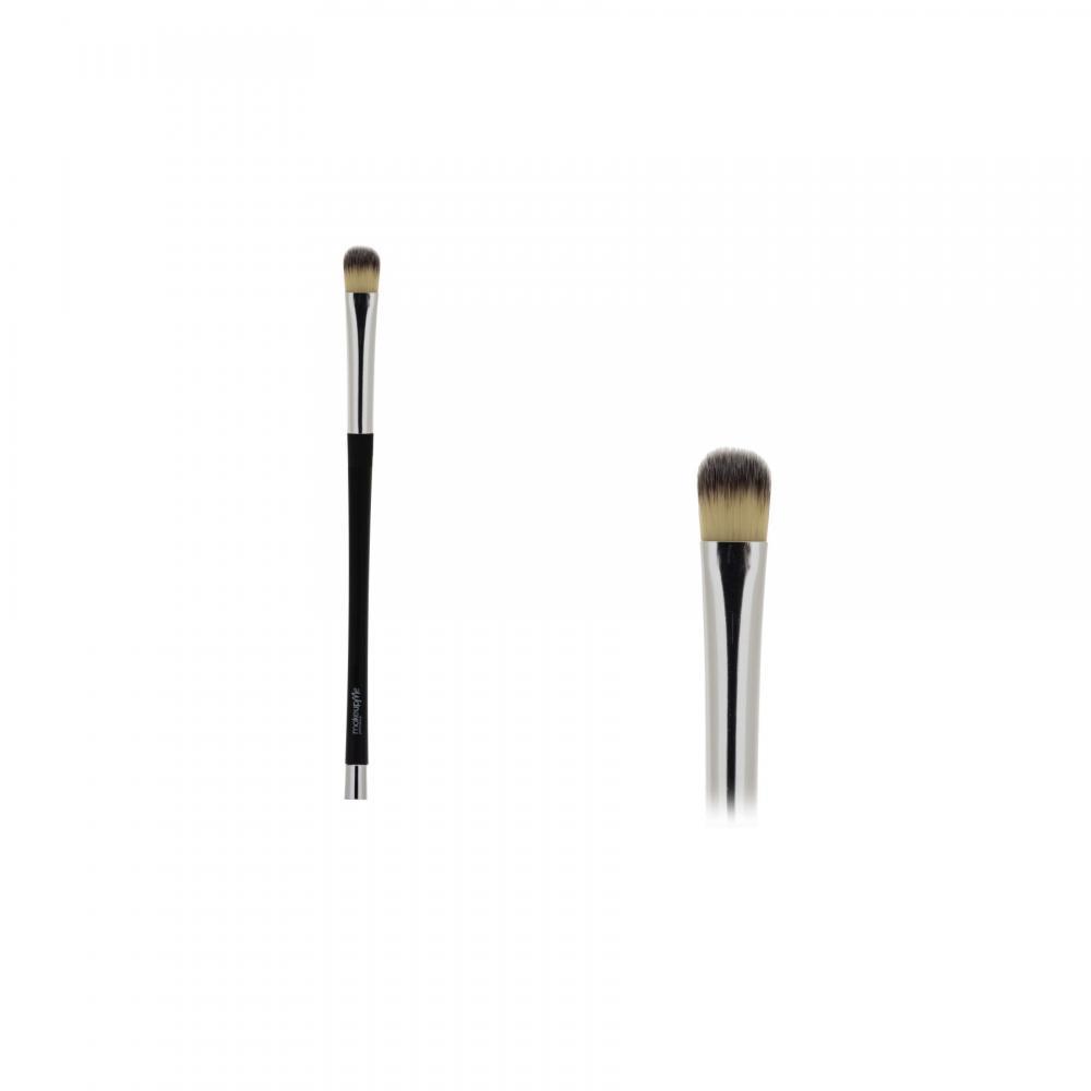 Купить Кисть для нанесения корректоров, консилеров и набивки теней - Make Up Me ММК011
