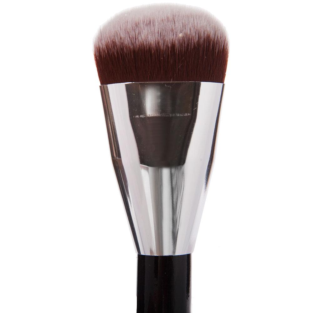 Купить Плоская кисть для коррекции и контурирования лица - Make Up Me K-41