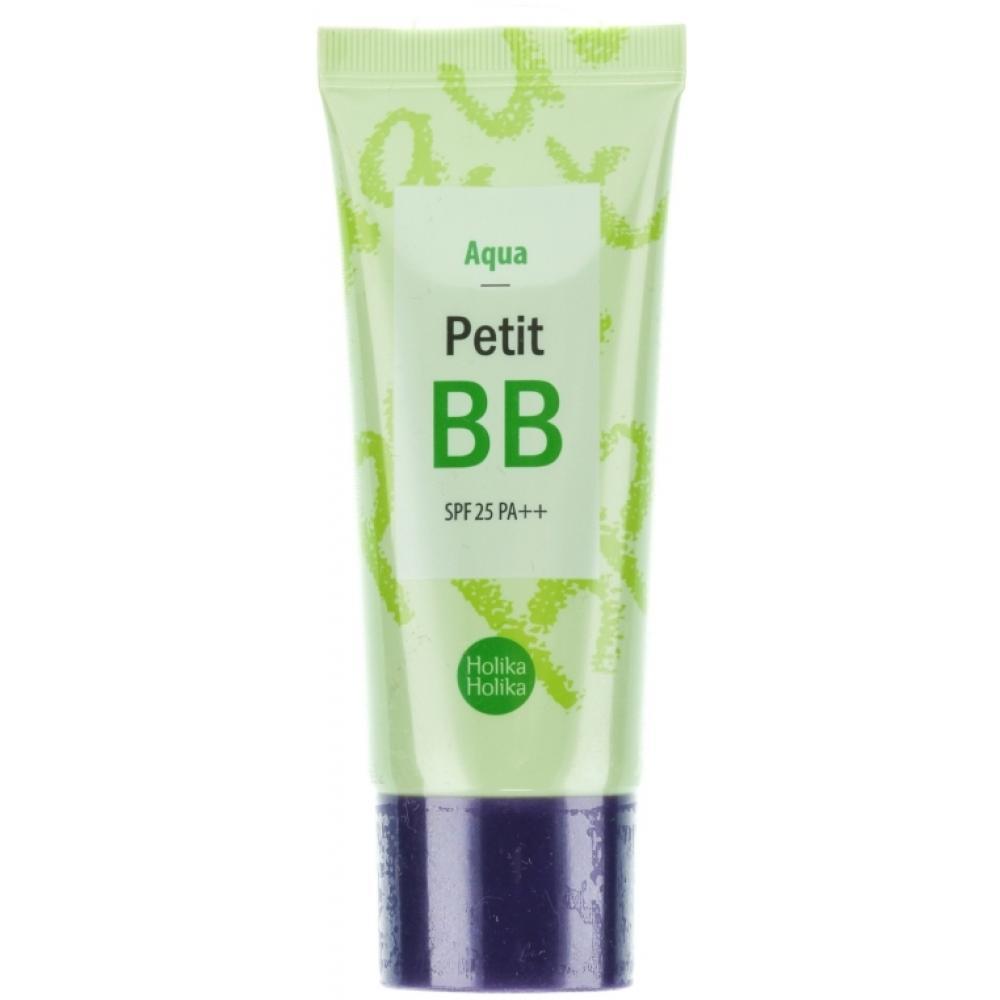 Купить Увлажняющий ББ крем - Holika Holika Aqua Petit BB SPF25 PA++