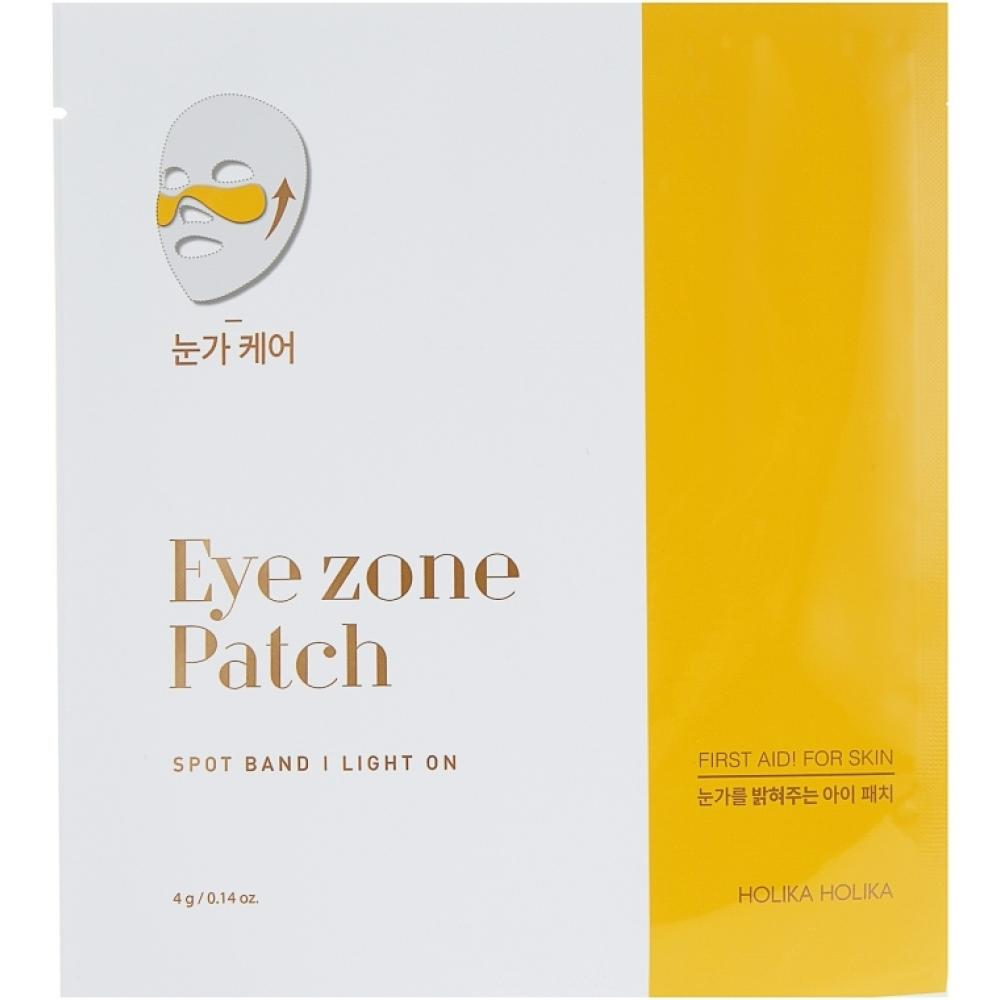 Купить Маска для глаз - Holika Holika Spot Band Eyezone Patch
