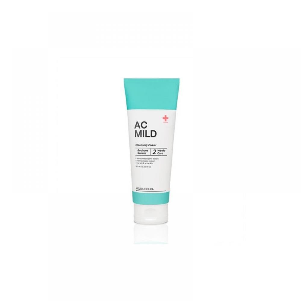 Купить Очищающая пенка для проблемной кожи Ac Mild Cleansing Foam 150ml